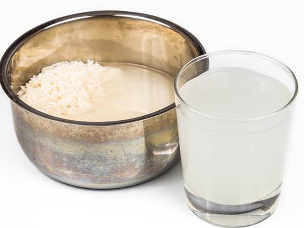 Trẻ hóa da bằng nước gạo - Shapeline
