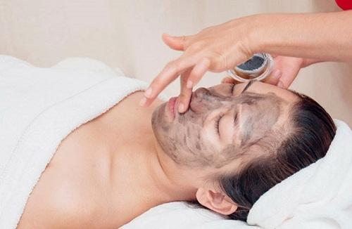 Phương pháp trẻ hóa da - trẻ hóa bằng mặt nạ than hoạt tính