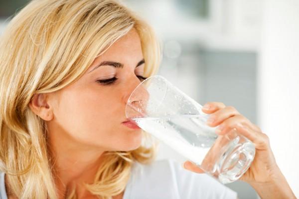 Uống nước lọc