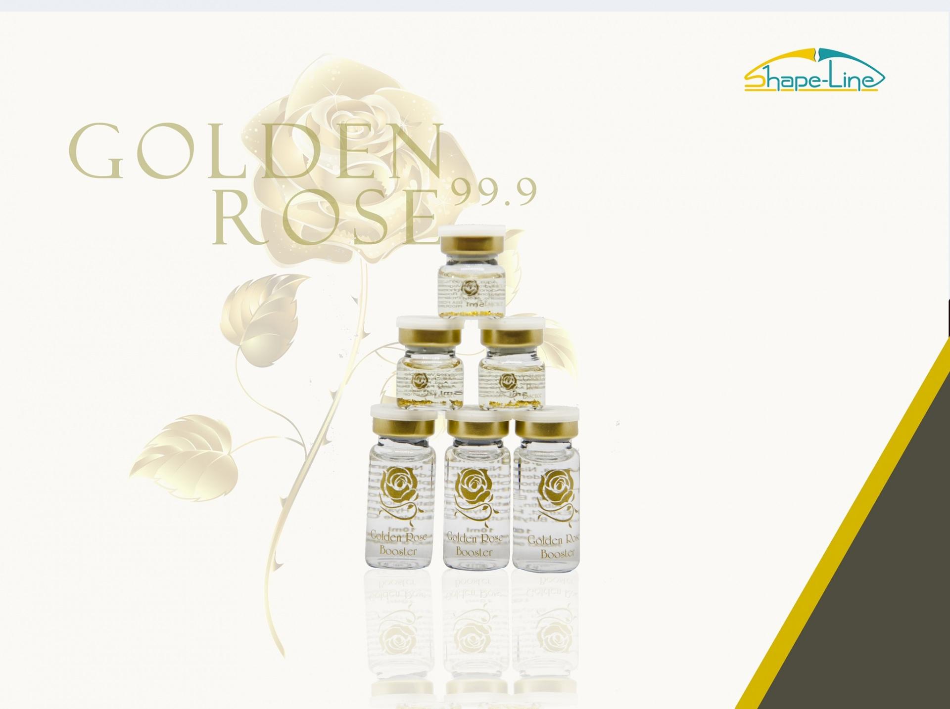 Golden rose 99.9 - Làm đẹp & mang đến làn da căng bóng, sáng ngời khỏe mạnh tức thì.