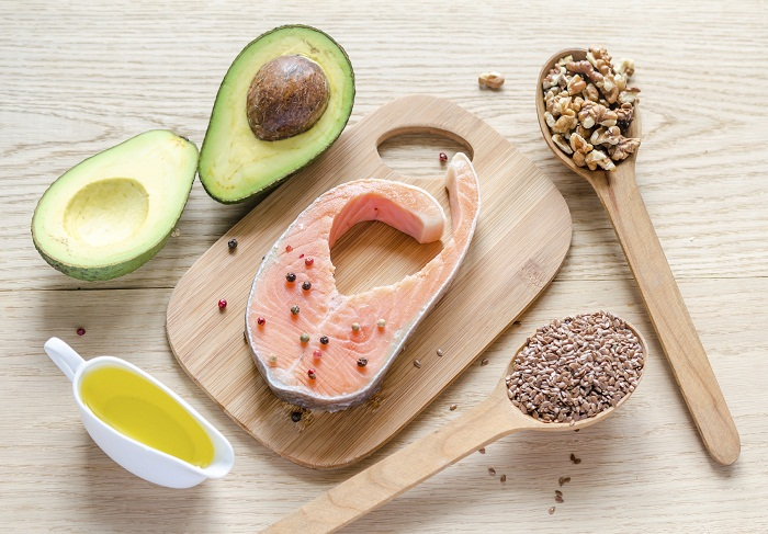 Bổ sung vitamin cho da qua thực phẩm