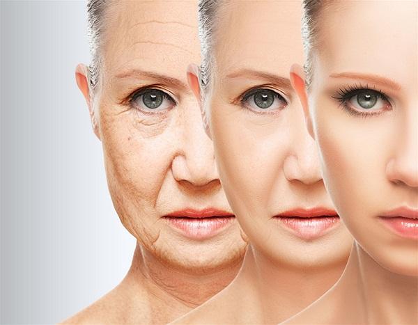 Căng da mặt giúp bạn trông trẻ hơn