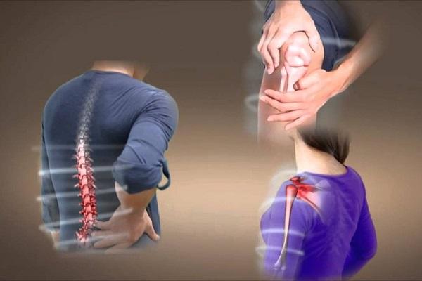 Tìm hiểu nguyên nhân gây đau nhức xương khớp