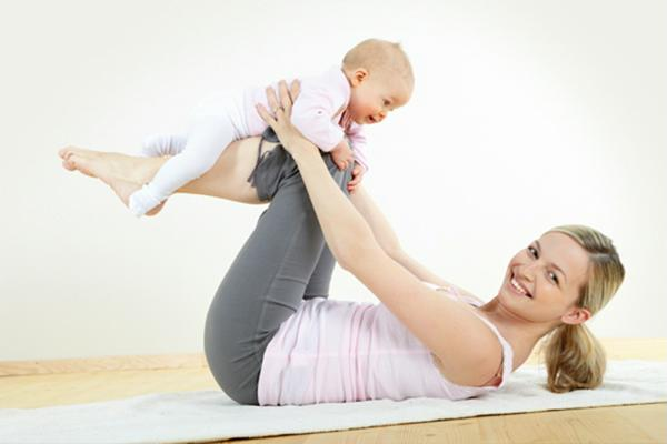 Giảm cân sau sinh là nhu cầu của nhiều chị em