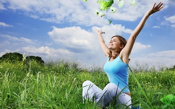 Thanh lọc cơ thể tăng cường sự khỏe mạnh