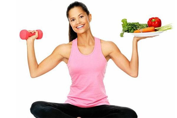 Tập thể dục giảm cân an toàn