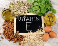 Chống lão hóa và làm đẹp da từ tác dụng của Vitamin E